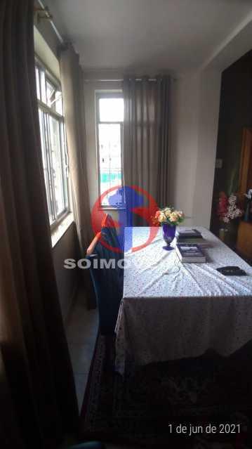 SALA - Casa de Vila 4 quartos à venda São Francisco Xavier, Rio de Janeiro - R$ 380.000 - TJCV40025 - 4