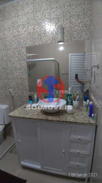 WC - Casa de Vila 4 quartos à venda São Francisco Xavier, Rio de Janeiro - R$ 380.000 - TJCV40025 - 15
