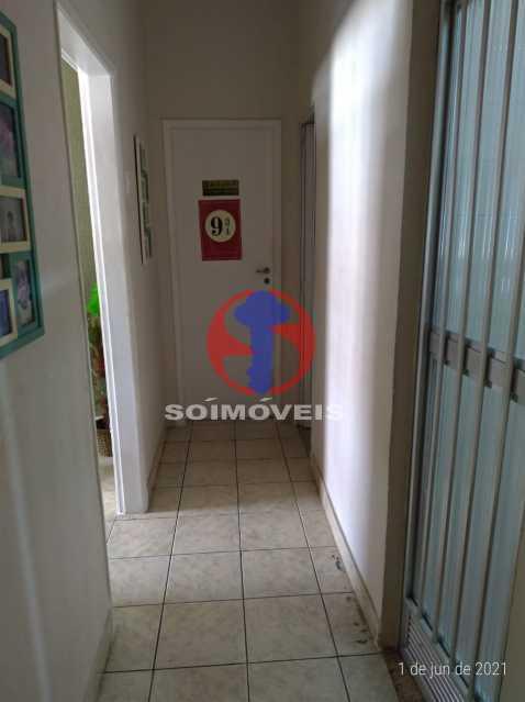 CIRCULAÇÃO - Casa de Vila 4 quartos à venda São Francisco Xavier, Rio de Janeiro - R$ 380.000 - TJCV40025 - 16