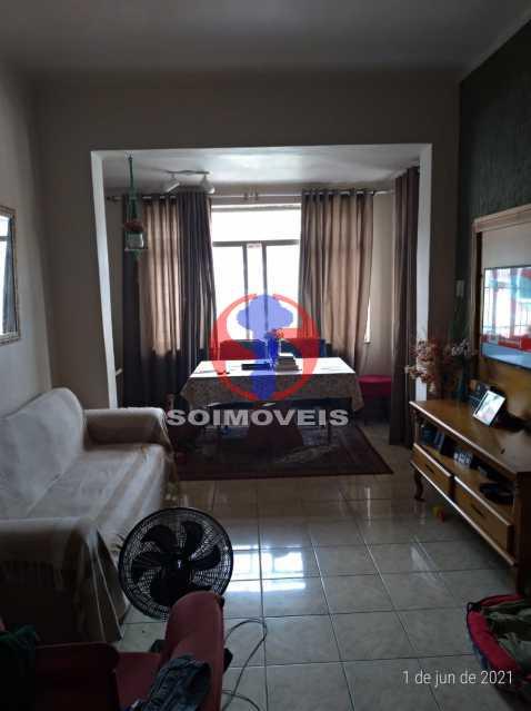 SALA - Casa de Vila 4 quartos à venda São Francisco Xavier, Rio de Janeiro - R$ 380.000 - TJCV40025 - 1