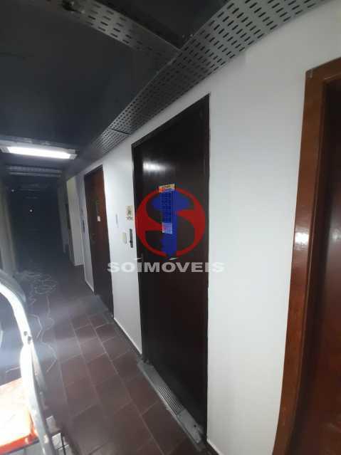 ELEVADOR - Apartamento 2 quartos à venda Botafogo, Rio de Janeiro - R$ 710.000 - TJAP21551 - 13