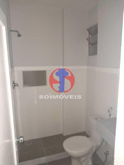 BANHEIRO SOCIAL - Apartamento 2 quartos à venda Botafogo, Rio de Janeiro - R$ 710.000 - TJAP21551 - 14
