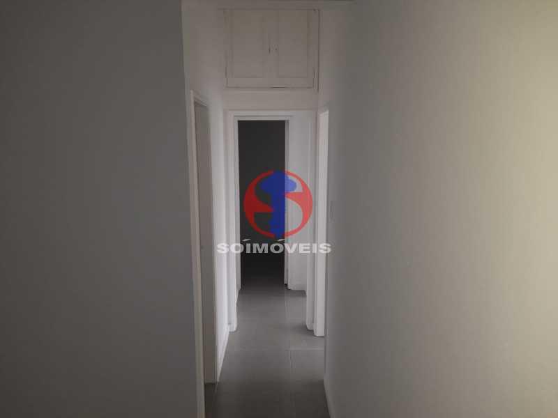 HALL - Apartamento 2 quartos à venda Botafogo, Rio de Janeiro - R$ 710.000 - TJAP21551 - 16