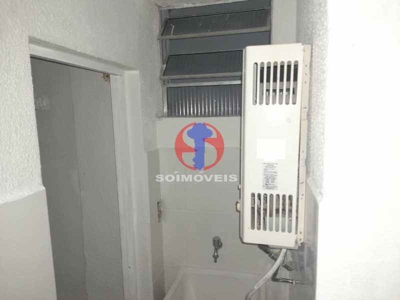 AQUECEDOR GÁS ENCANADO - Apartamento 2 quartos à venda Botafogo, Rio de Janeiro - R$ 710.000 - TJAP21551 - 18