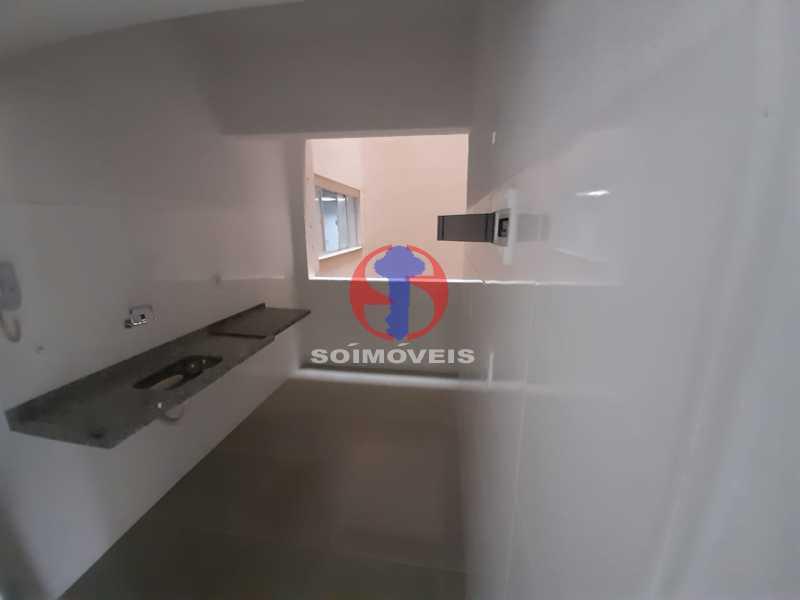 COZINHA - Apartamento 2 quartos à venda Botafogo, Rio de Janeiro - R$ 710.000 - TJAP21551 - 19