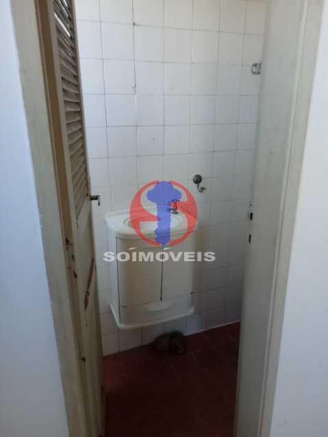 BANHEIRO SERVIÇO - Apartamento 2 quartos à venda Méier, Rio de Janeiro - R$ 270.000 - TJAP21568 - 1