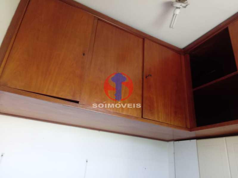 QUARTO SERVIÇO - Apartamento 2 quartos à venda Méier, Rio de Janeiro - R$ 270.000 - TJAP21568 - 3