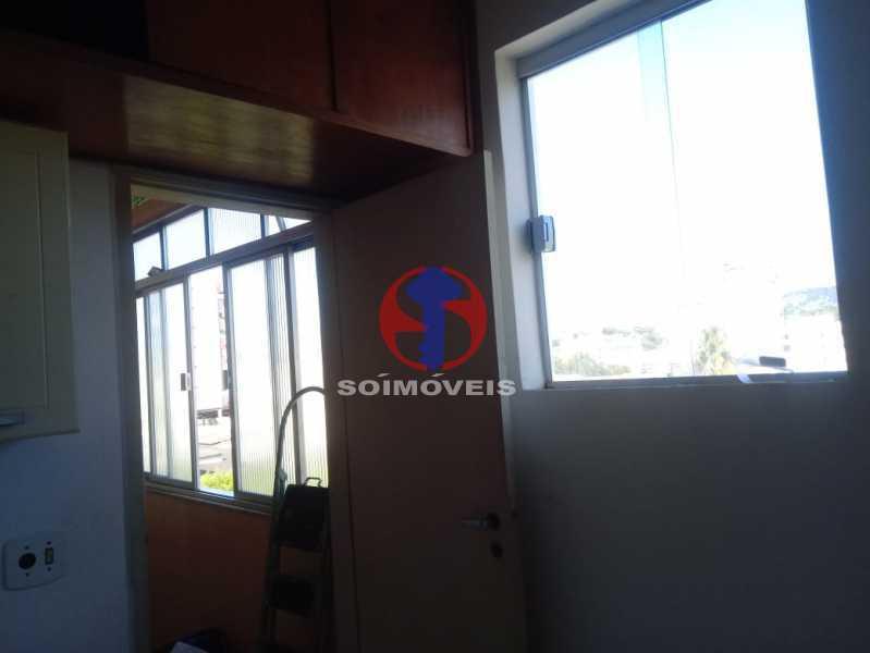 SALA - Apartamento 2 quartos à venda Méier, Rio de Janeiro - R$ 270.000 - TJAP21568 - 5