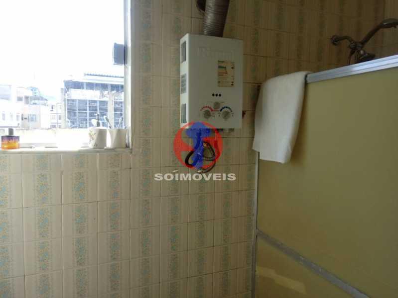 BANHEIRO SOCIAL - Apartamento 2 quartos à venda Méier, Rio de Janeiro - R$ 270.000 - TJAP21568 - 7