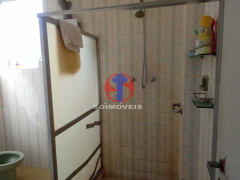 BANHEIRO SOCIAL - Apartamento 2 quartos à venda Méier, Rio de Janeiro - R$ 270.000 - TJAP21568 - 8