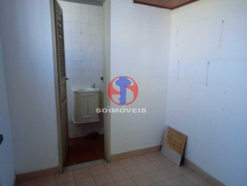 QUARTO - Apartamento 2 quartos à venda Méier, Rio de Janeiro - R$ 270.000 - TJAP21568 - 10