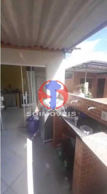 VARANDA - Casa 2 quartos à venda Chácara Mariléa, Rio das Ostras - R$ 160.000 - TJCA20065 - 18