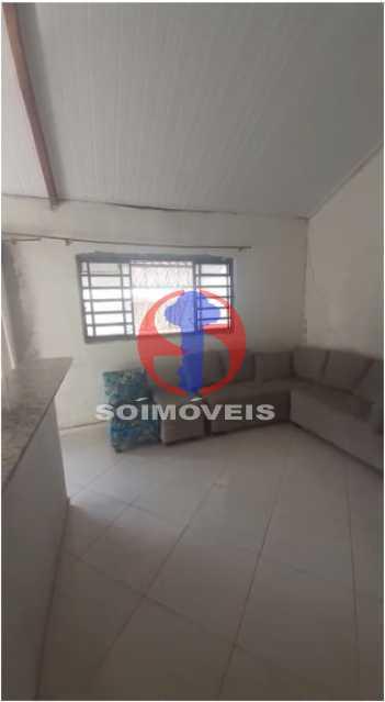 SALA - Casa 2 quartos à venda Chácara Mariléa, Rio das Ostras - R$ 160.000 - TJCA20065 - 1