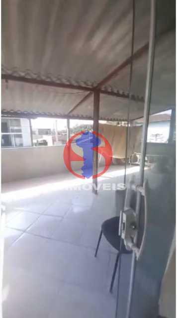 VARANDA - Casa 2 quartos à venda Chácara Mariléa, Rio das Ostras - R$ 160.000 - TJCA20065 - 20