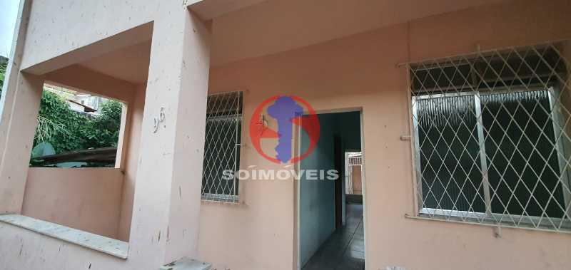 FACHADA - Casa 3 quartos à venda Engenho Novo, Rio de Janeiro - R$ 315.000 - TJCA30086 - 1