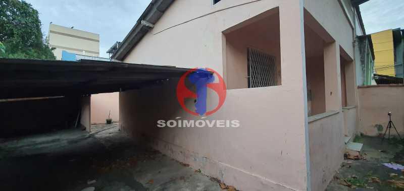 FACHADA - Casa 3 quartos à venda Engenho Novo, Rio de Janeiro - R$ 315.000 - TJCA30086 - 3