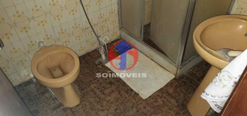 BANHEIRO - Casa 3 quartos à venda Engenho Novo, Rio de Janeiro - R$ 315.000 - TJCA30086 - 14