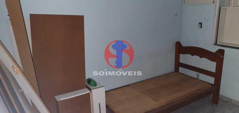 QUARTO 1 - Casa 3 quartos à venda Engenho Novo, Rio de Janeiro - R$ 315.000 - TJCA30086 - 15