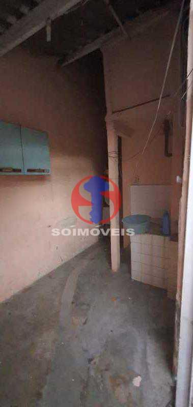 ÁREA DE SERVIÇO - Casa 3 quartos à venda Engenho Novo, Rio de Janeiro - R$ 315.000 - TJCA30086 - 22