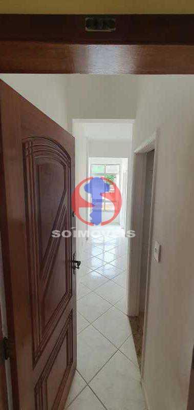 entrada - Apartamento 1 quarto à venda Andaraí, Rio de Janeiro - R$ 310.000 - TJAP10353 - 1