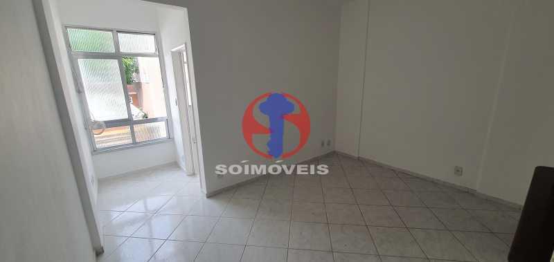 sala - Apartamento 1 quarto à venda Andaraí, Rio de Janeiro - R$ 310.000 - TJAP10353 - 4