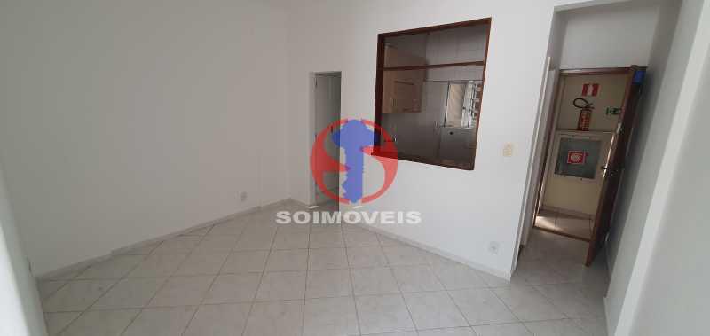 sala - Apartamento 1 quarto à venda Andaraí, Rio de Janeiro - R$ 310.000 - TJAP10353 - 5
