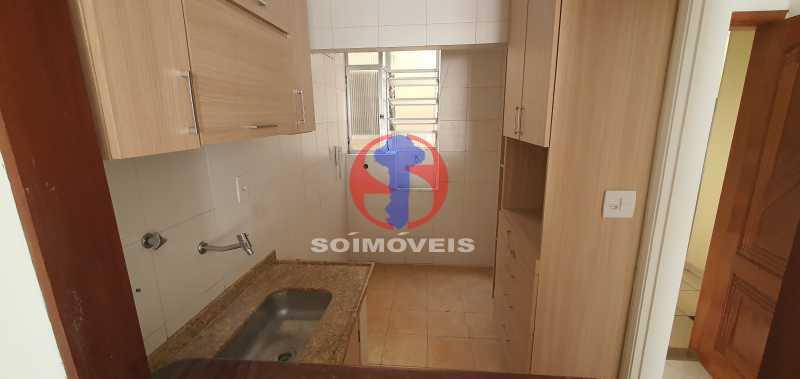 cozinha - Apartamento 1 quarto à venda Andaraí, Rio de Janeiro - R$ 310.000 - TJAP10353 - 7