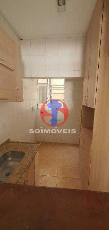 cozinha - Apartamento 1 quarto à venda Andaraí, Rio de Janeiro - R$ 310.000 - TJAP10353 - 8