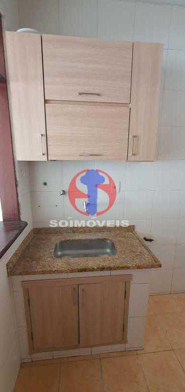cozinha - Apartamento 1 quarto à venda Andaraí, Rio de Janeiro - R$ 310.000 - TJAP10353 - 9