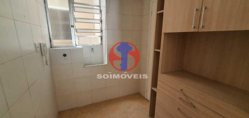 cozinha - Apartamento 1 quarto à venda Andaraí, Rio de Janeiro - R$ 310.000 - TJAP10353 - 10