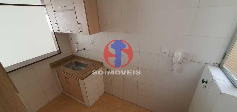 cozinha - Apartamento 1 quarto à venda Andaraí, Rio de Janeiro - R$ 310.000 - TJAP10353 - 12
