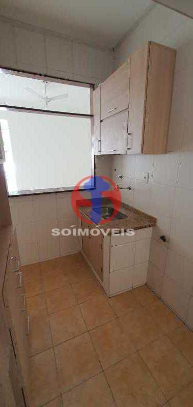 cozinha - Apartamento 1 quarto à venda Andaraí, Rio de Janeiro - R$ 310.000 - TJAP10353 - 13