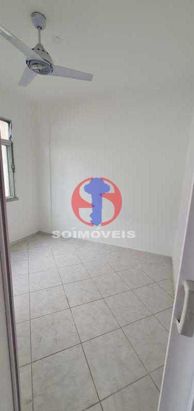quarto - Apartamento 1 quarto à venda Andaraí, Rio de Janeiro - R$ 310.000 - TJAP10353 - 15