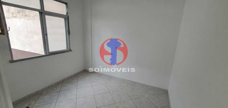quarto - Apartamento 1 quarto à venda Andaraí, Rio de Janeiro - R$ 310.000 - TJAP10353 - 16