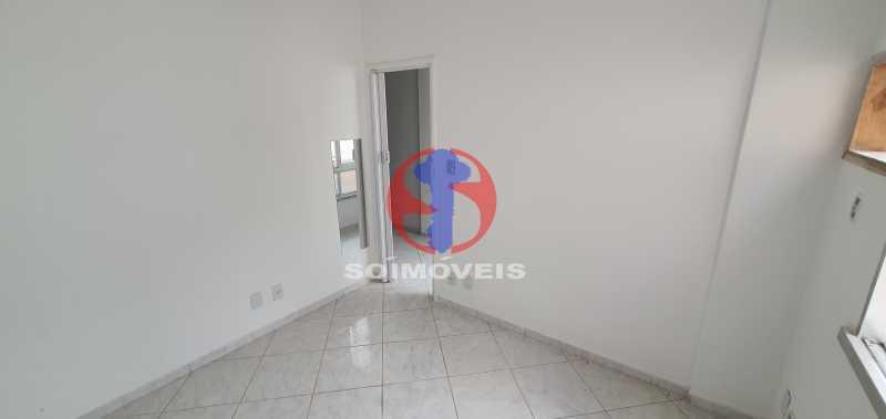 quarto - Apartamento 1 quarto à venda Andaraí, Rio de Janeiro - R$ 310.000 - TJAP10353 - 17