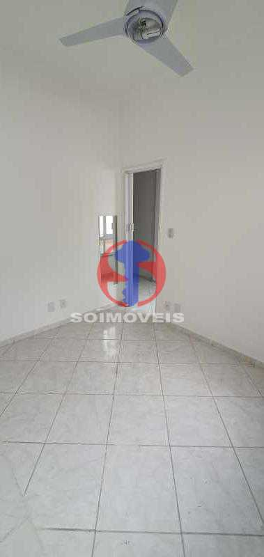 quarto - Apartamento 1 quarto à venda Andaraí, Rio de Janeiro - R$ 310.000 - TJAP10353 - 18