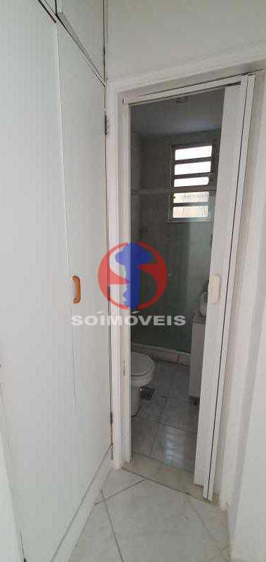 banheiro - Apartamento 1 quarto à venda Andaraí, Rio de Janeiro - R$ 310.000 - TJAP10353 - 19