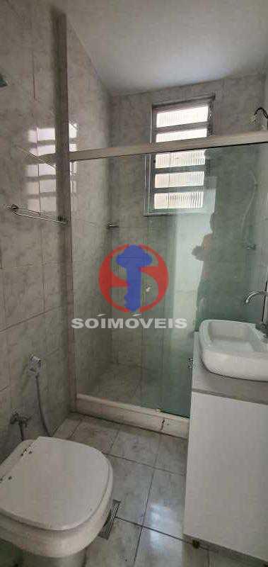 banheiro - Apartamento 1 quarto à venda Andaraí, Rio de Janeiro - R$ 310.000 - TJAP10353 - 20