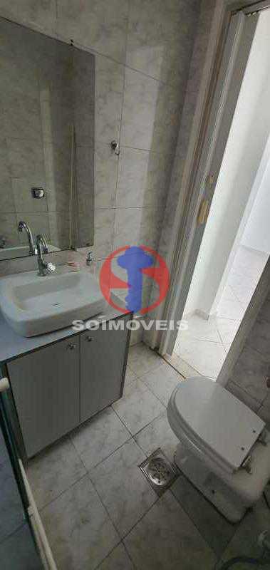 banheiro - Apartamento 1 quarto à venda Andaraí, Rio de Janeiro - R$ 310.000 - TJAP10353 - 22