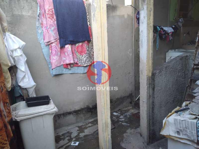 ÀREA - Casa 3 quartos à venda Engenho Novo, Rio de Janeiro - R$ 700.000 - TJCA30087 - 17