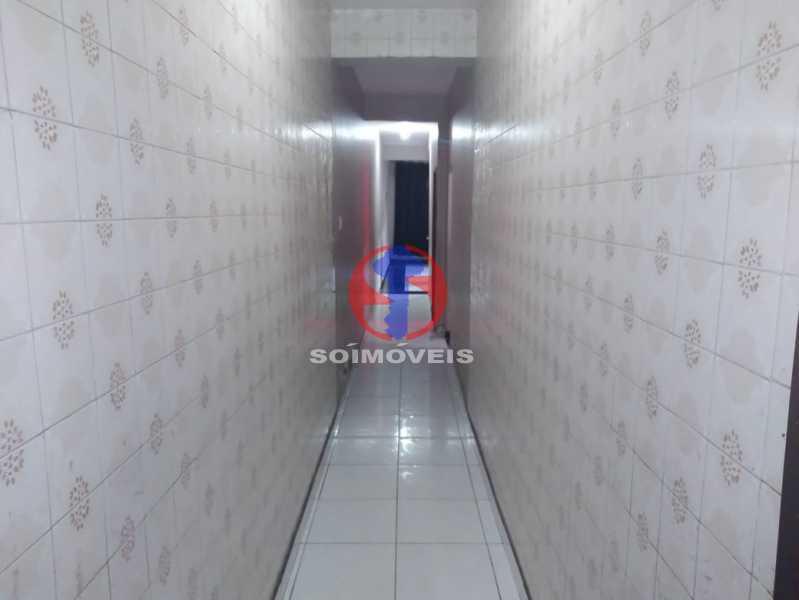 CIRCULAÇÃO - Casa 3 quartos à venda Engenho Novo, Rio de Janeiro - R$ 700.000 - TJCA30087 - 5