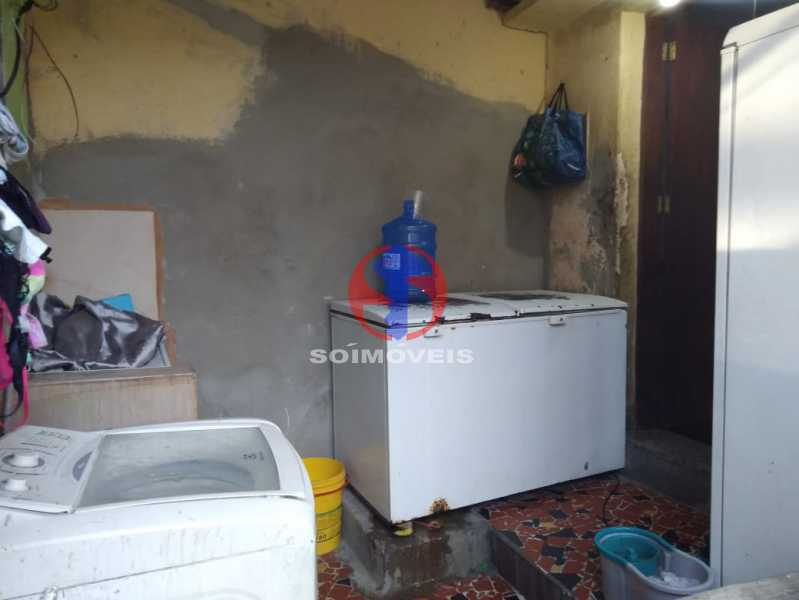 ÁREA - Casa 3 quartos à venda Engenho Novo, Rio de Janeiro - R$ 700.000 - TJCA30087 - 16