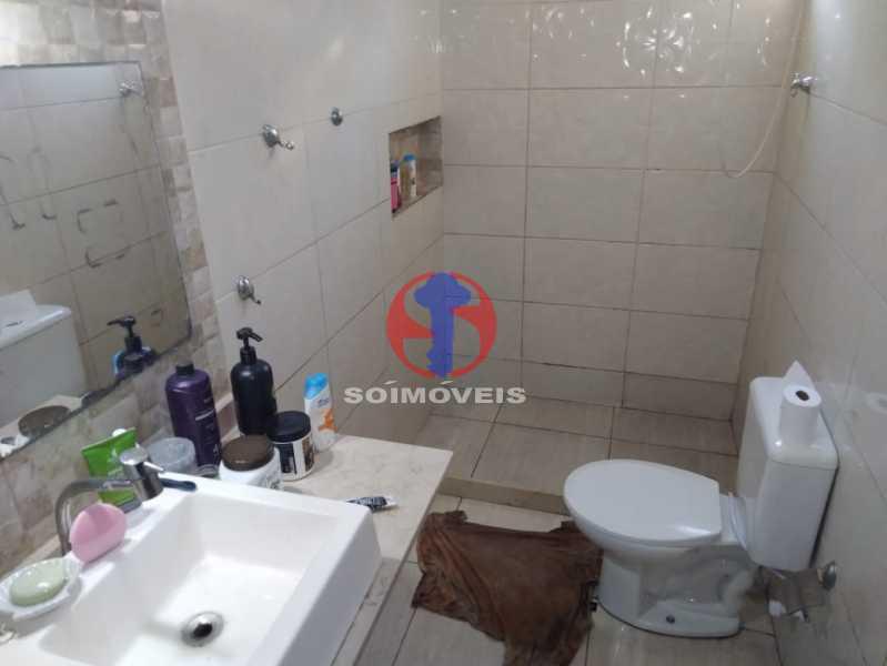 WC - Casa 3 quartos à venda Engenho Novo, Rio de Janeiro - R$ 700.000 - TJCA30087 - 11