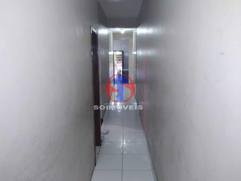 CIRCULAÇÃO - Casa 3 quartos à venda Engenho Novo, Rio de Janeiro - R$ 700.000 - TJCA30087 - 8