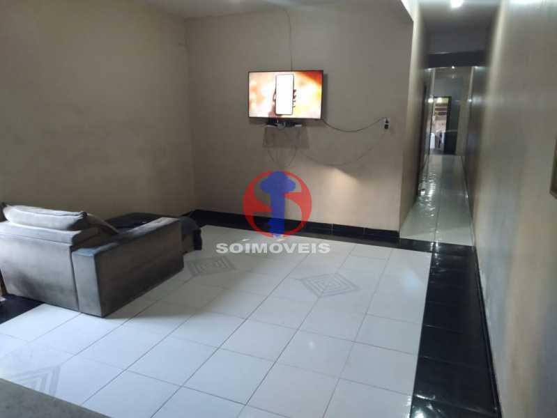 SALA - Casa 3 quartos à venda Engenho Novo, Rio de Janeiro - R$ 700.000 - TJCA30087 - 4