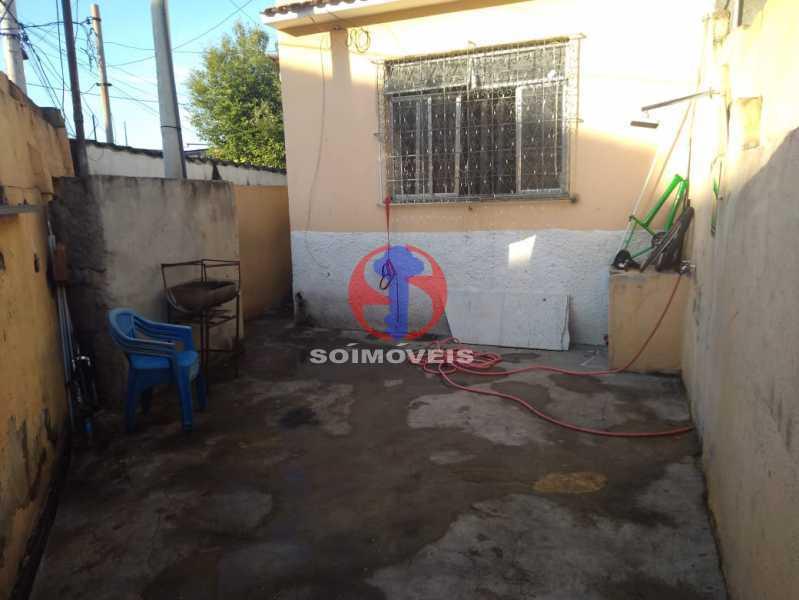 GARAGEM - Casa 3 quartos à venda Engenho Novo, Rio de Janeiro - R$ 700.000 - TJCA30087 - 19