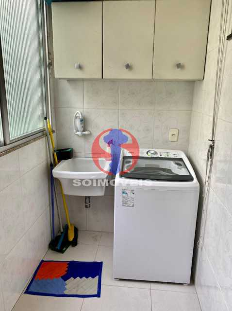 ÁREA SERVIÇO - Apartamento 2 quartos à venda Maracanã, Rio de Janeiro - R$ 290.000 - TJAP21589 - 3