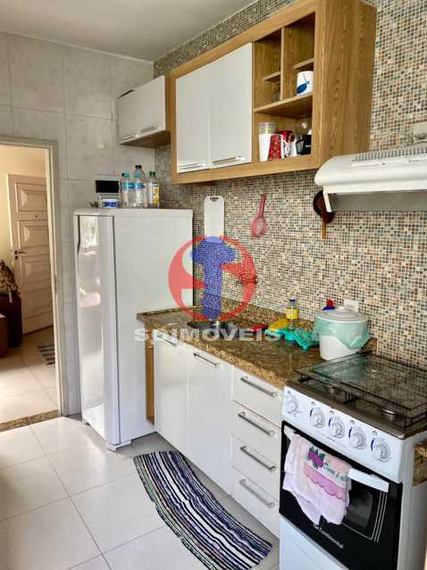 COZINHA - Apartamento 2 quartos à venda Maracanã, Rio de Janeiro - R$ 290.000 - TJAP21589 - 4