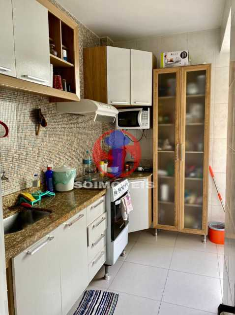 COZINHA - Apartamento 2 quartos à venda Maracanã, Rio de Janeiro - R$ 290.000 - TJAP21589 - 6
