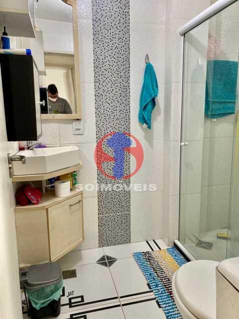 BANHEIRO - Apartamento 2 quartos à venda Maracanã, Rio de Janeiro - R$ 290.000 - TJAP21589 - 12